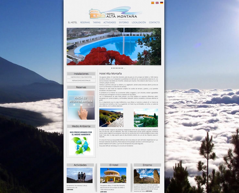Hotel rural Alta Montaña