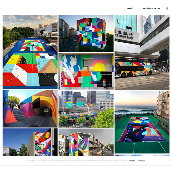 Increate Diseño web Tenerife - Iker Muro - ikermuro.com